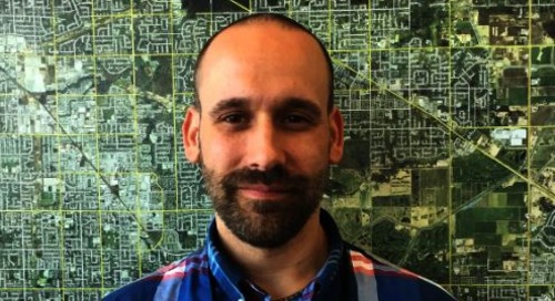 Michael Mayer, ambassadeur des SIG : promouvoir les SIG dans les écoles de Surrey