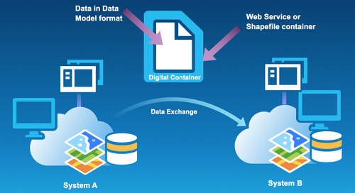 Exchange data models and interoperability in spatial data infrastructure