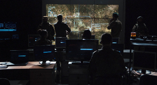 Transformation numérique de la technologie géospatiale pour l'industrie de la défense