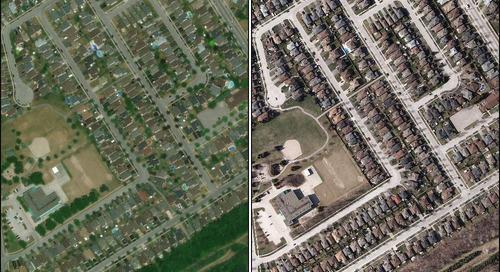 Basemap updates for Canada – June 2018