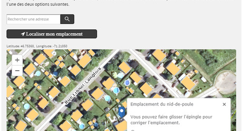 Law of Commons and GIS at Work in Ville de Lévis