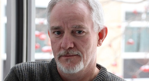 Steven Hills, ambassadeur des SIG, soutient l'enseignement des SIG au Manitoba.