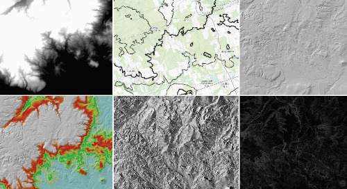 What's new with High Resolution Digital Elevation Model data from NRCan?