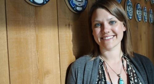 L'ambassadrice des SIG du mois d'août : Molly Pratt