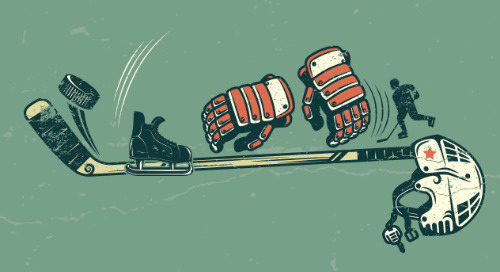 Mapping Wins and Losses on the Rink: A GIS Approach to Ice Hockey Analytics