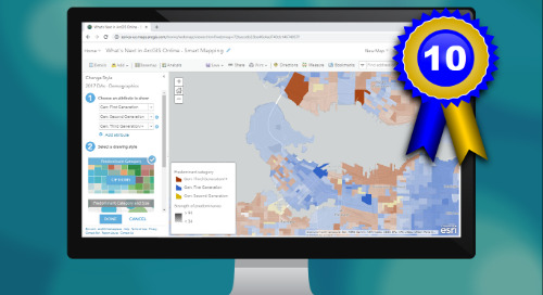 10 things I like about ArcGIS Online