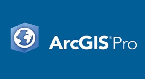 Quatre ressources qui feront de votre transition vers ArcGIS Pro un succès
