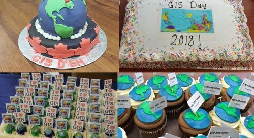 Le GIS Day 2018 : une célébration des cartes