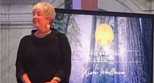 Kim Wallace : véritable héroïne canadienne en géographie