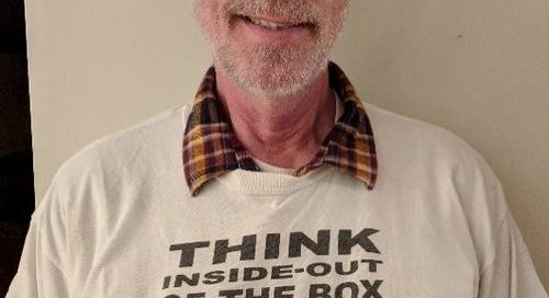 Jonathan Brown: December's GIS Ambassador