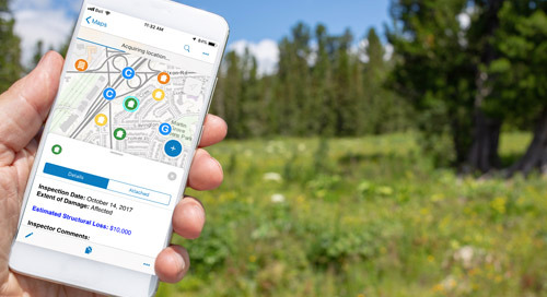 La plateforme ArcGIS, l'outil idéal pour collecter vos données et gérer vos actifs