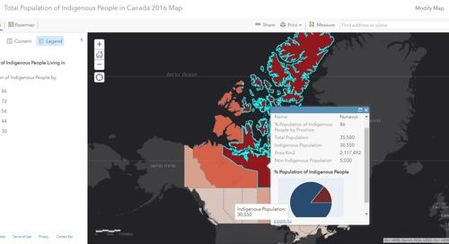 Découvrez les dernières ressources sur ArcGIS Online pour le milieu scolaire d'Esri Canada