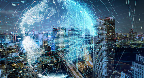 How do you enable smart government using a geospatial infrastructure?