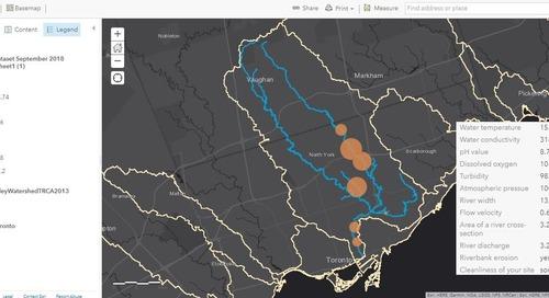 Utilisation de Survey123 pour faire participer les élèves à un projet de géographie citoyenne