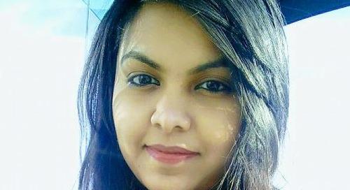 Nuzhat Parveen: April's GIS Ambassador