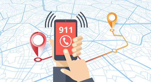 NG9-1-1 puts GIS on its map