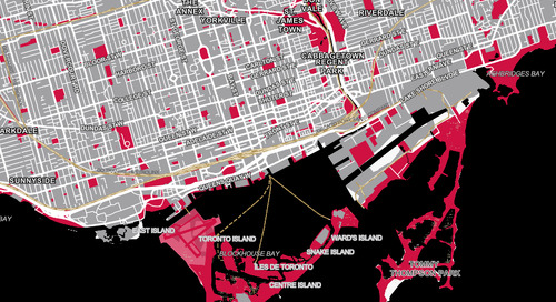We The North : utilisation d'ArcGIS Vector Tile Style Editor pour encourager les Raptors de Toronto