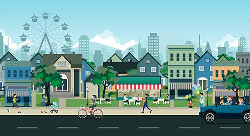 Transformation numérique et engagement public : la région de York recourt aux données ouvertes
