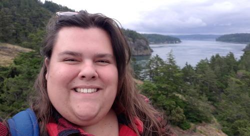 August's GIS Ambassador: Jeannine Johnstone