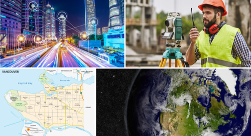 What is a geospatial infrastructure and why is it important?