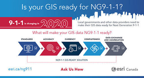 Is your GIS data ready for NG9-1-1?