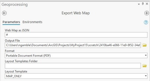 Tips and Tricks for Sharing Print Tools from ArcGIS Pro