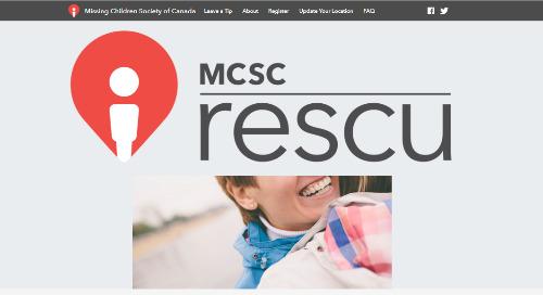 Un SIG pour une bonne cause : retrouver plus rapidement des enfants disparus