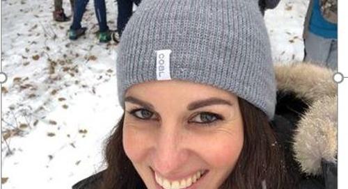 Melissa Lavoie : ambassadrice des SIG du mois d'octobre