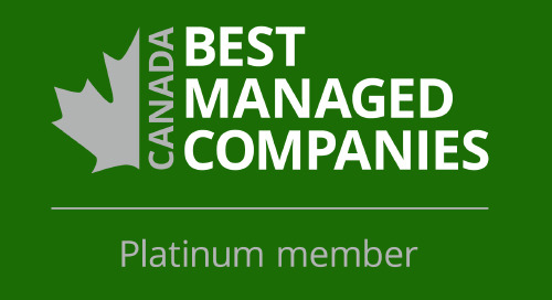 Esri Canada Named Platinum Winner of Canada's Best Managed Companies