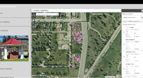 App of the Month: Calgary's City-Owned Cemeteries
