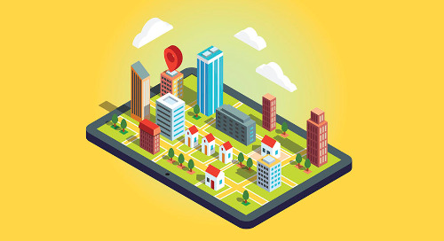 Using SDI for Smart Communities: Providing community information to residents