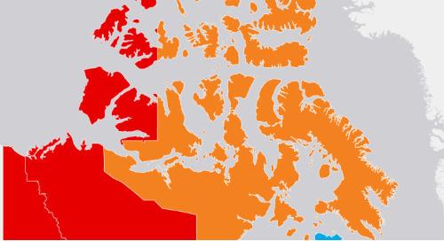 Projections cartographiques en ligne : réduire les distorsions