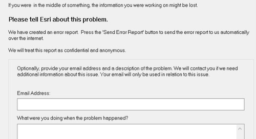 Troubleshooting ArcGIS Pro like an Esri Canada Support Analyst: Part 1