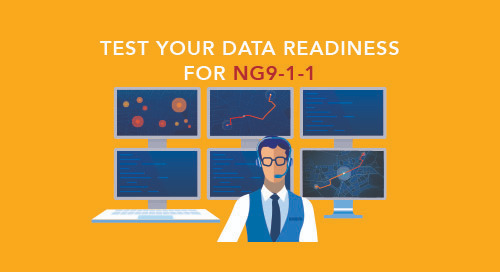 Test your data readiness for NG9-1-1