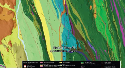 Hope Bay Greenstone Geology Belt, Nunavut, Canada