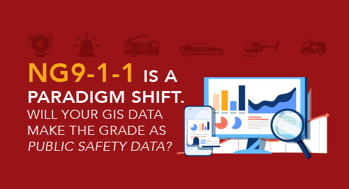 Will your GIS data make the grade as public safety data?
