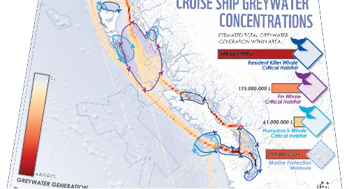 British Columbia 2017 Cruise Ship Greywater Concentrations