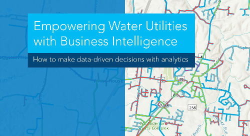 Empowering Water Utilities with Business Intelligence