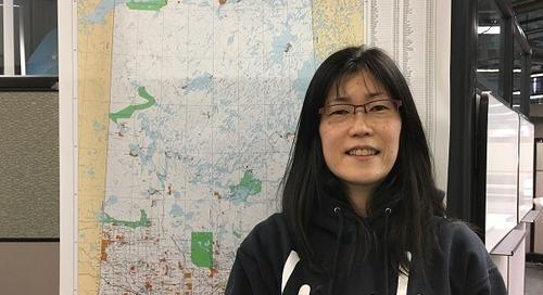 December's GIS Ambassador: Madoka Otani