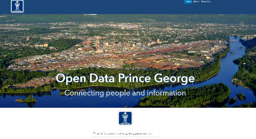 Application du mois : Open Data Prince George