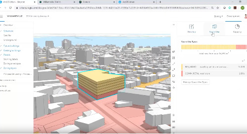 Smart City Planning with ArcGIS Urban (webinar)