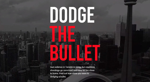App of the Month: Dodge The Bullet