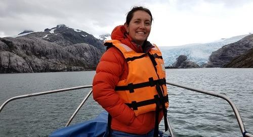 L'ambassadrice des SIG du mois d'avril : Liliana Perez