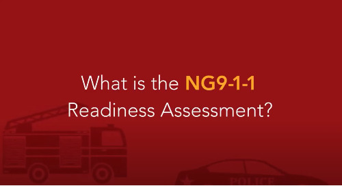 GIS Readiness Assessment for NG9-1-1 in the City of Guelph