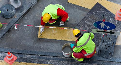 Soutenir les travaux publics et leur personnel pendant la pandémie de COVID-19