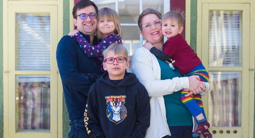 L'ambassadrice des SIG du mois de mai : Karen Parker