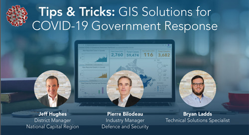 Tips & Tricks: GIS Solutions for COVID-19 Government Response