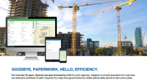 Cityworks PLL (Permits, Licensing & Land) Solution