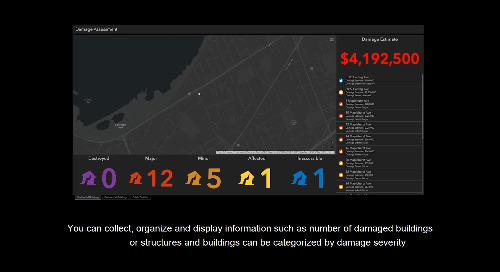 Damage Assessment Dashboard