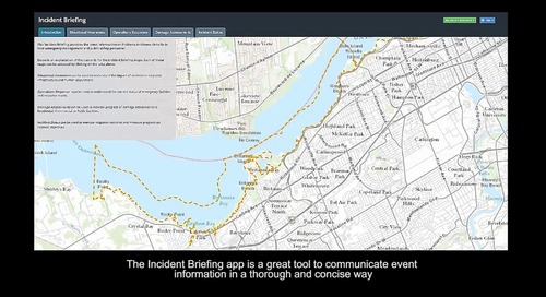 Incident Briefing App